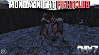 DAYZ PS4 PRO - FIGHTCLUB TIME !SERVER