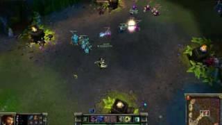 Solomid Sivir vs Kennen - League of Legends #020 pt 1/2