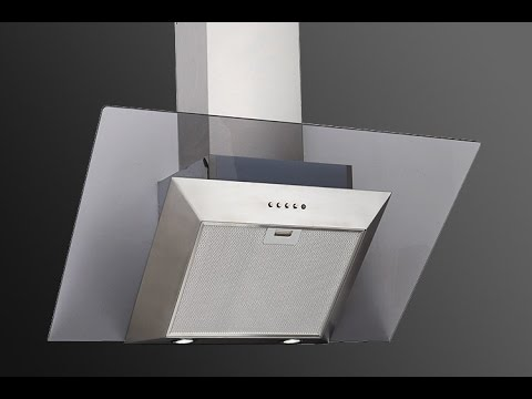 Angled DLine Kitchen Extractor