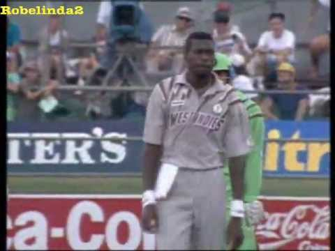The best bowler ever in cricket- scary cricket video, 71 killer wickets- PACE,HEIGHT, FIRE!
