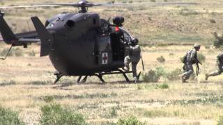 Combined Arms Live-Fire Exercise 2012 Ft Carson