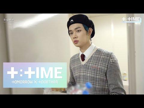 [T:TIME] YEONJUN is the king of cleaning - TXT (투모로우바이투게더)