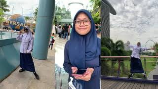 Putradarma islamic school goes to Sg