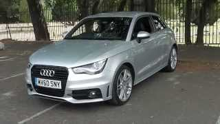 Audi A1 1.4 tfsi S tronic S line promotors £13,950