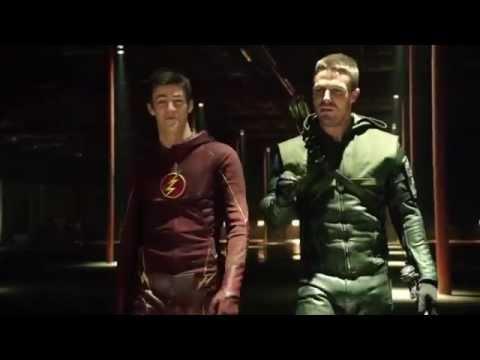 Download Arrow 3x8: Oliver & Barry (Crossover Ending Scene)
