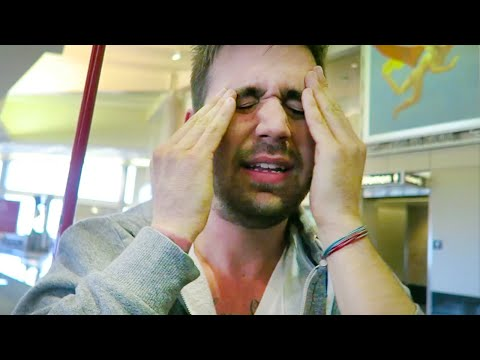 DRUG OVERDOSE ON PLANE! (3.9.15 - Day 2141)