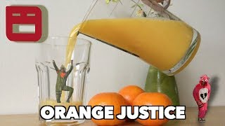 RHETT AND LINK ORANGE JUSTICE DANCE (REMIX)