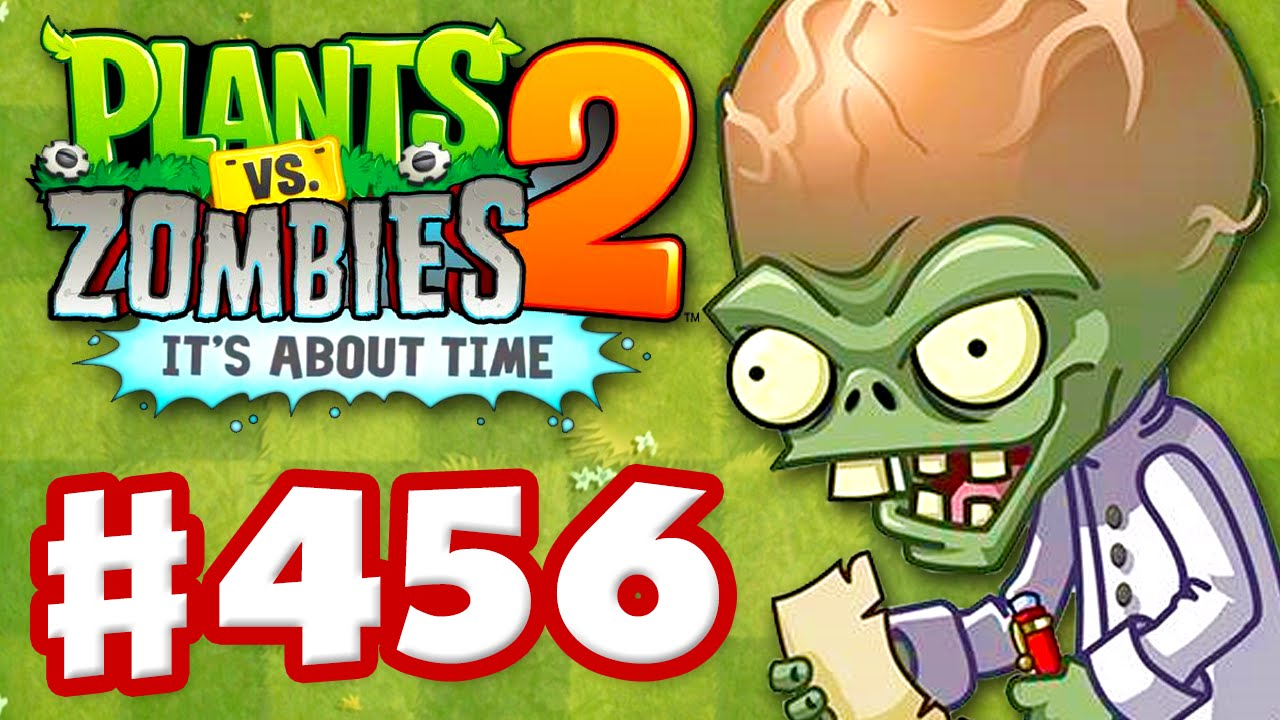 Plants vs zombies 2.it's about time на андроид