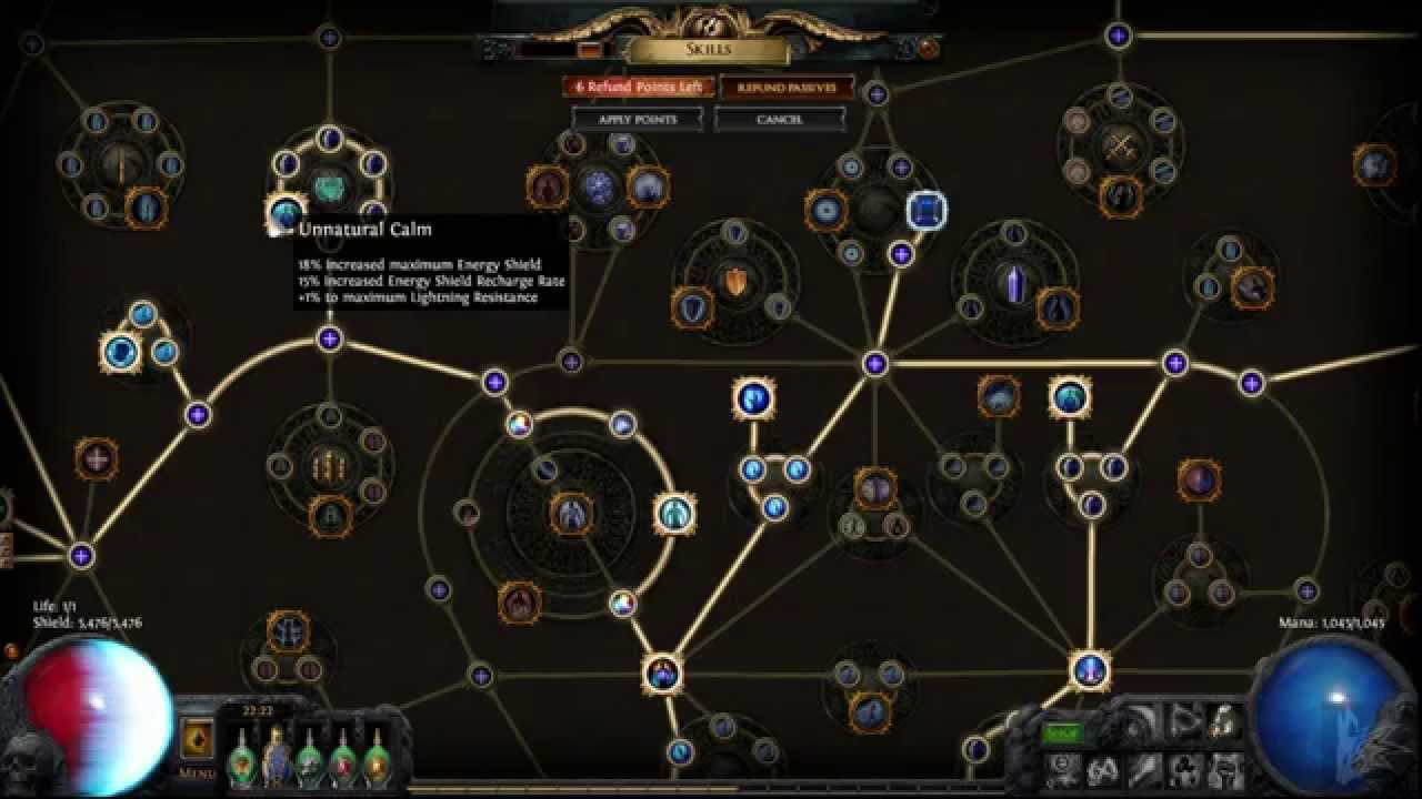 Path Of Exile Templar Build L T Oss Unders Ka Motorn