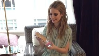 Watch Cinderella's Lily James Find the Perfect Pair of Shoes - Vogue