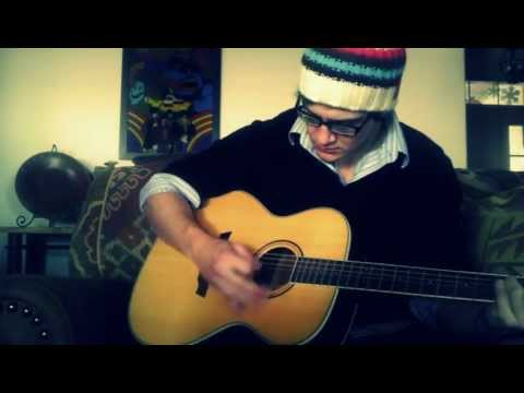 Real Estate-Green Aisles (Solo Acoustic Cover By: Nick F.)