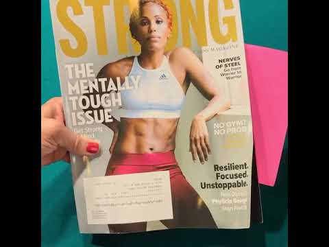 JENNIFER NICOLE LEE STRONG FITNESS MAG!