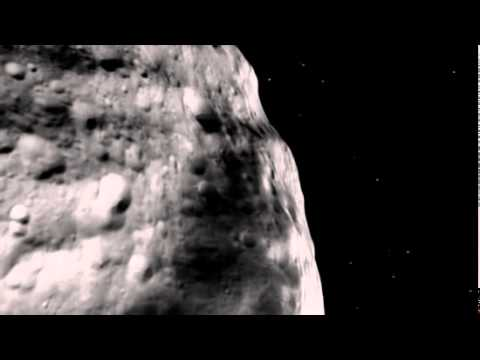Giant Asteroid Vesta Has Mountain Taller Than Anything on Earth.flv