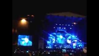 Ruben Blades Amor y Control live Bogota 2013