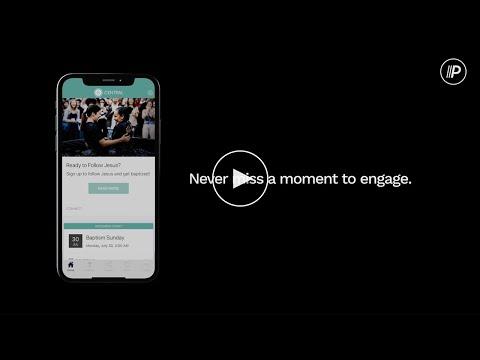Pushpay App Platform | Your Communication Hub