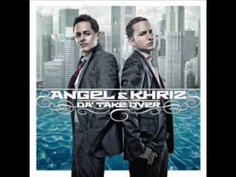 Angel Y Khriz - Ayer la Vi (Da Takeover) ORIGINAL LYRICS REGGAETON 2010