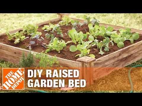 How to Build a Raised Garden Bed - DIY Raised Garden Beds