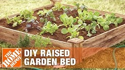 How to Build a Raised Garden Bed - DIY Raised Garden Beds