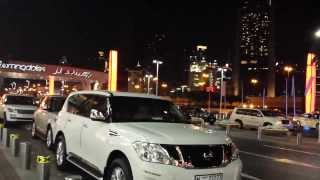 Fancy Cars Mall of Dubai Valet 2014