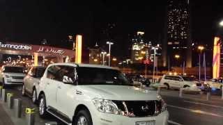 Fancy Cars Mall of Dubai Valet 2014