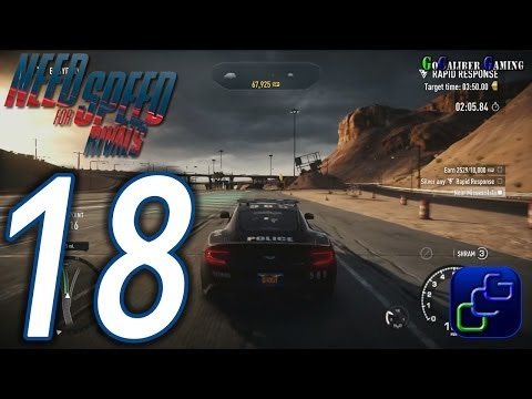 Need For Speed: Rivals Walkthrough - Part 18 - COP Chapter 2: Gloves Come Off