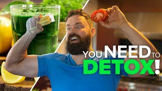How To Detox + 11 Signs You Need To Detox