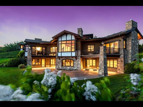 25154 Escarpment Ridge View - Calgary, Alberta : Springbank Luxury For Sale