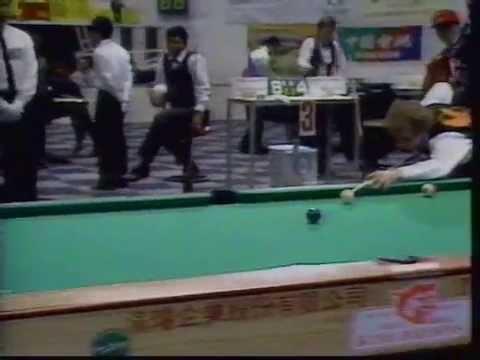 1992 Reyes 9-ball chmpshp Varner Davenport Hunter