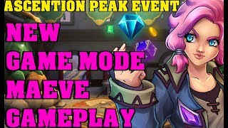 [Paladins] OB68 NEW Ascension Peak EVENT: Maeve Gameplay