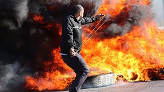 video: Death toll rises as violence rocks Gaza, Israel and West Bank