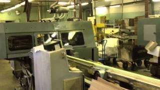 Линия для производства и упаковки туалетного и хозяйственного мыла ЭЛМ-4(Линия для производства и упаковки туалетного и хозяйственного мыла