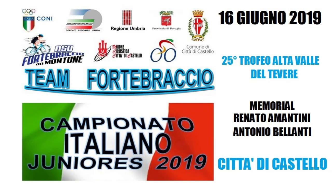 Campionato Italiano Juniores Ciclismo 2019 intervista Massetti - YouTube