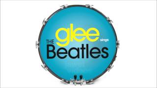 Watch Glee Cast Something video
