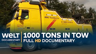 Mega Tow Trucks - The World's Toughest Towing Vehicles | Full Documentary