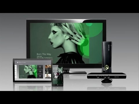 Xbox Music preview