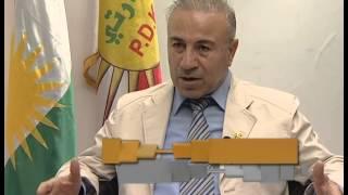 ضيف المشرق - عبد الحكيم بشار -سكرتير الحزب الديمقراطي الكردي في سوريا (البارتي)