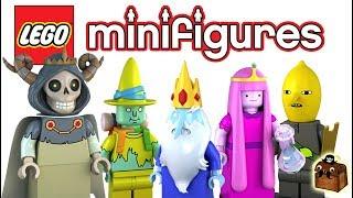 LEGO Adventure Time Custom Minifigures - CMF