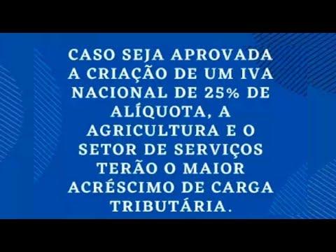 O impacto desigual da reforma tributária em setores da produção