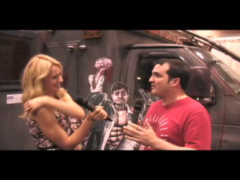 Geek Hard Presents: One on One with Kristen Hager