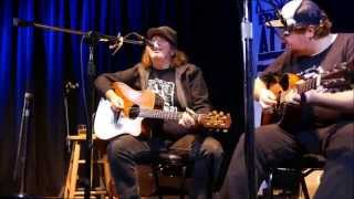 Kevn Kinney  - Right Side of Town/Straight to Hell @ Eddie