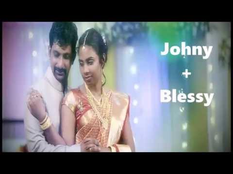 Johny + Blessy ( Kerala Syrian Christian Wedding Highlights 2016 )