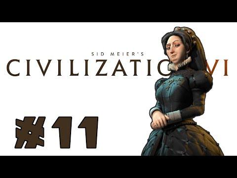 Let's Play: Civilization VI - Cultural France! - Part 11
