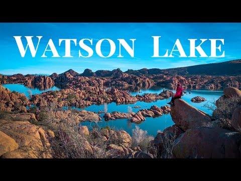 Hiking Watson Lake Prescott Arizona