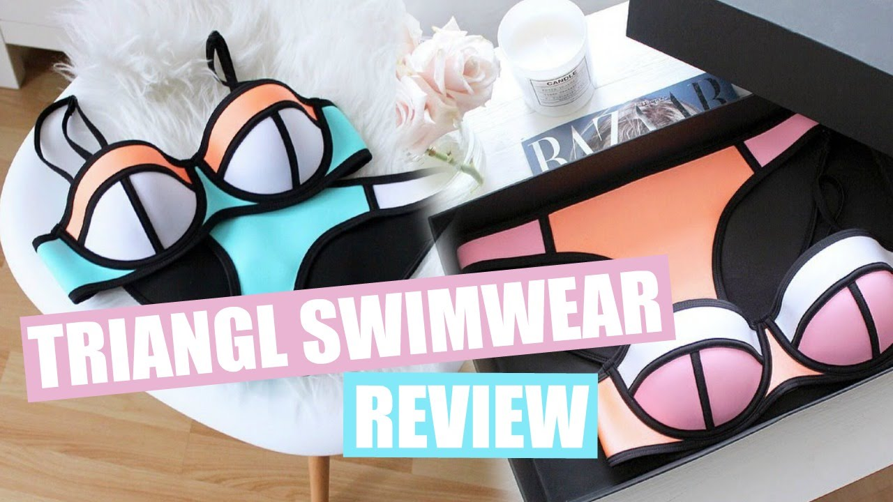 3875678a64 TRIANGL SWIMWEAR REVIEW   HelloLovely - YouTube