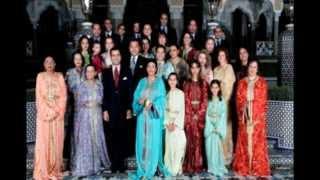 Mariage de la princesse lalla Soukaina