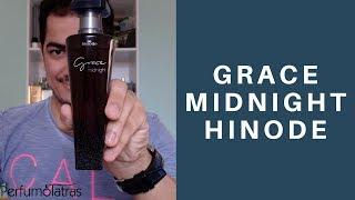 RESENHA   Perfume Grace Midnight da Hinode