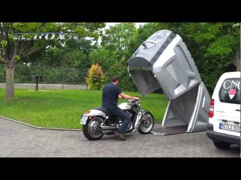 Motorcycle Storage Designs from Around the World, Part 1: Shelters