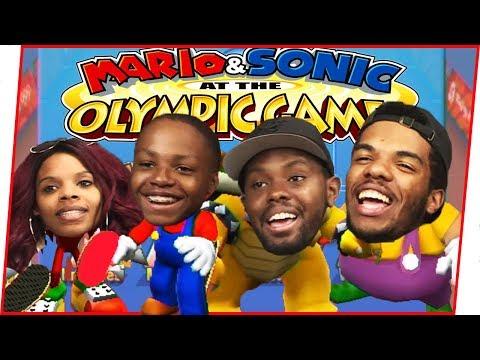 PING PONG FURY! MAV3RIQ STYLE! - Mario & Sonic at The Olympic Games Gameplay