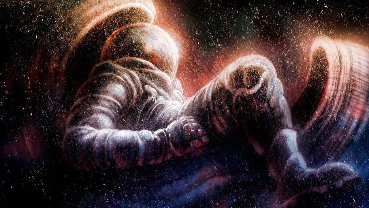 Юмортический видео ролик про космос