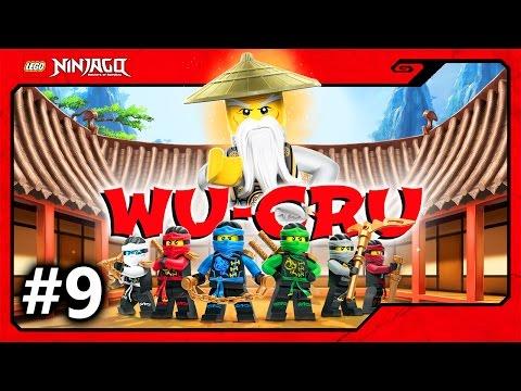 LEGO NINJAGO WU CRU #9 Deutsch - AUF DER SUCHE NACH KAI! App Für Android & IOS - Apps & Games
